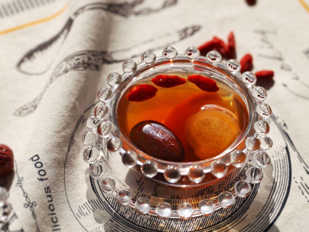 红枣生姜红糖水的做法图解6