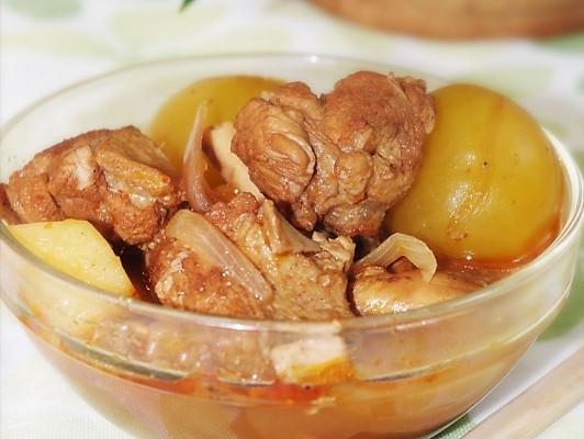 满口生津的青梅汶鸭 —— 豆果美食的做法