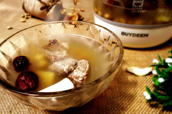 白扁豆排骨汤