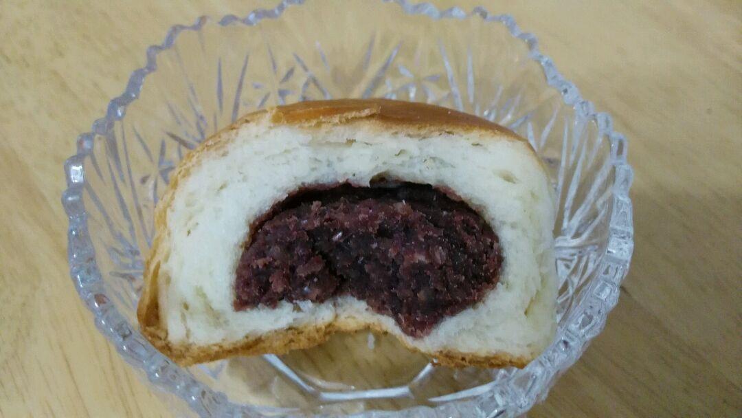 手工豆沙面包的做法图解8