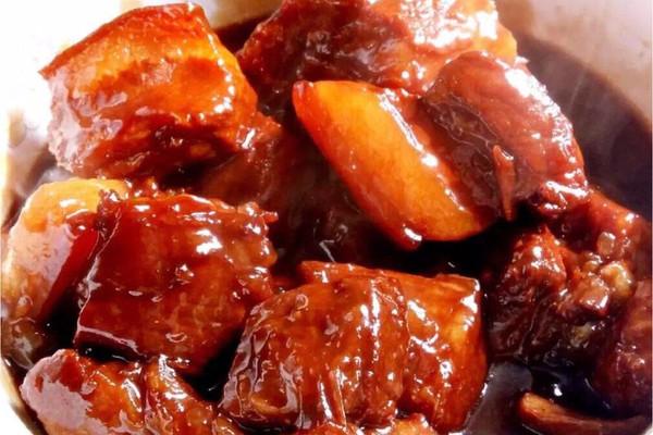 用电饭锅炖的红烧肉的做法_【图解】用电饭锅