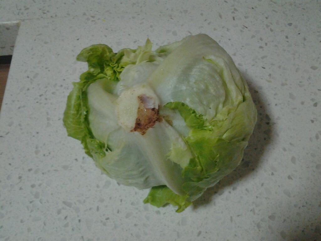 爽脆球生菜的做法步骤