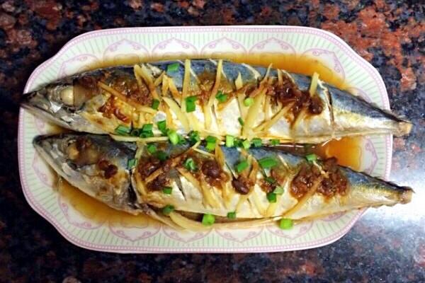 蒸青占鱼(海鱼)的做法_【图解】蒸青占鱼(海鱼)怎么做