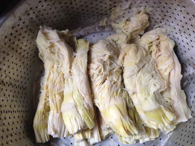 竹笋酿的做法步骤