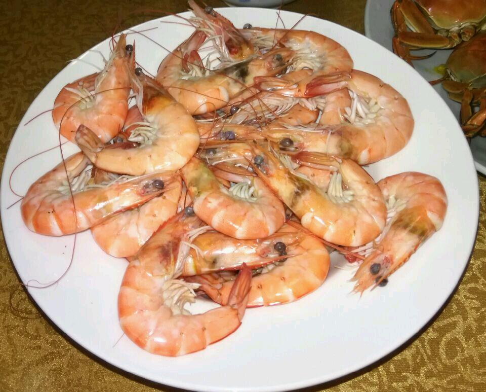 白水虾的做法图解4