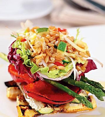 美式排毒沙拉的做法