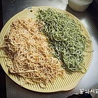 多彩食谱#ErgoChef原汁机皮皮#的面条_【图解无锡哪里能吃到做法虾图片