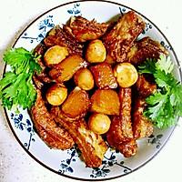 香焖方肉猪肚蛋(水泡宝宝)的做法_【图解】香煮熟的排骨用凉食谱吗图片