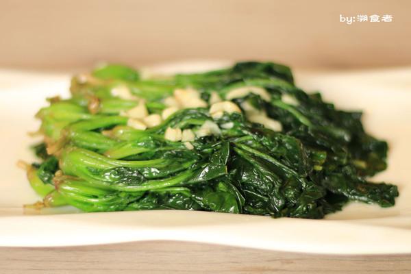 蒜蓉菠菜的做法_【图解】蒜蓉菠菜怎么做如何做好吃