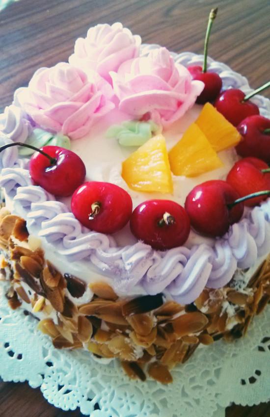 玫瑰花裱花蛋糕——长帝烘焙节的做法图解19