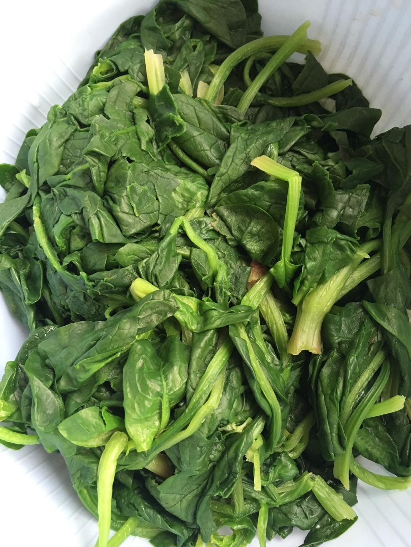 菠菜拌粉丝的做法_【图解】菠菜拌粉丝怎么做如何做