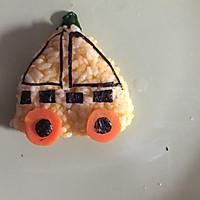 小汽车卡通餐 宝宝卡通餐的做法图解7