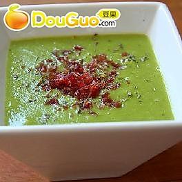 西班牙奶油豌豆汤的做法