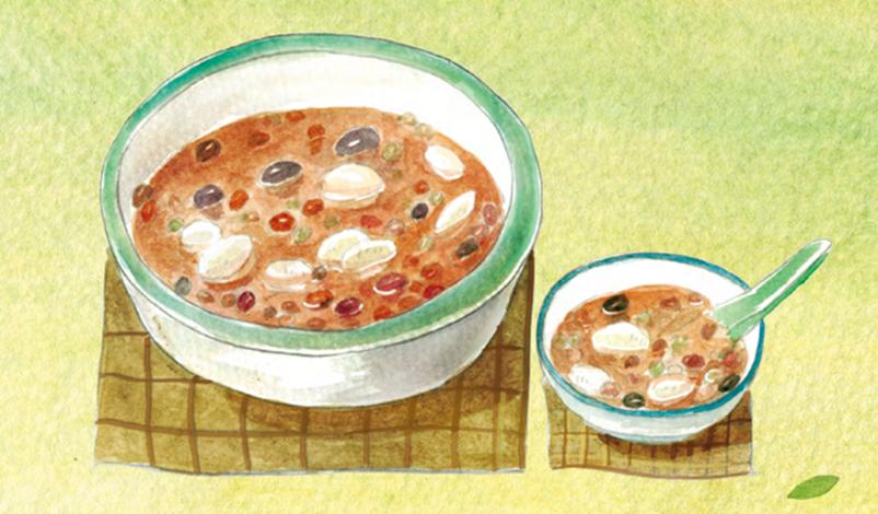 绿豆 白扁豆