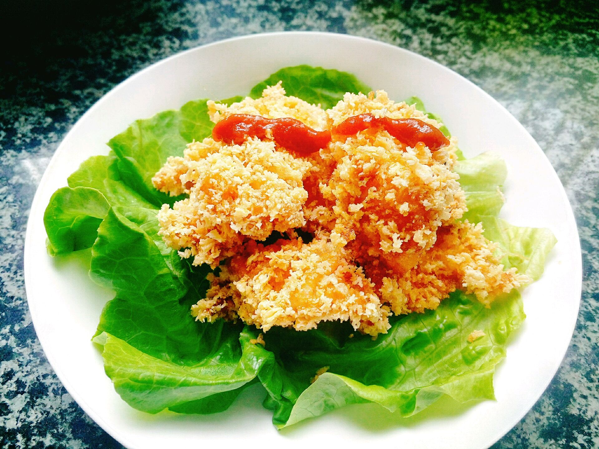 面线虾的做法_【图解】面线虾怎么做如何做好吃