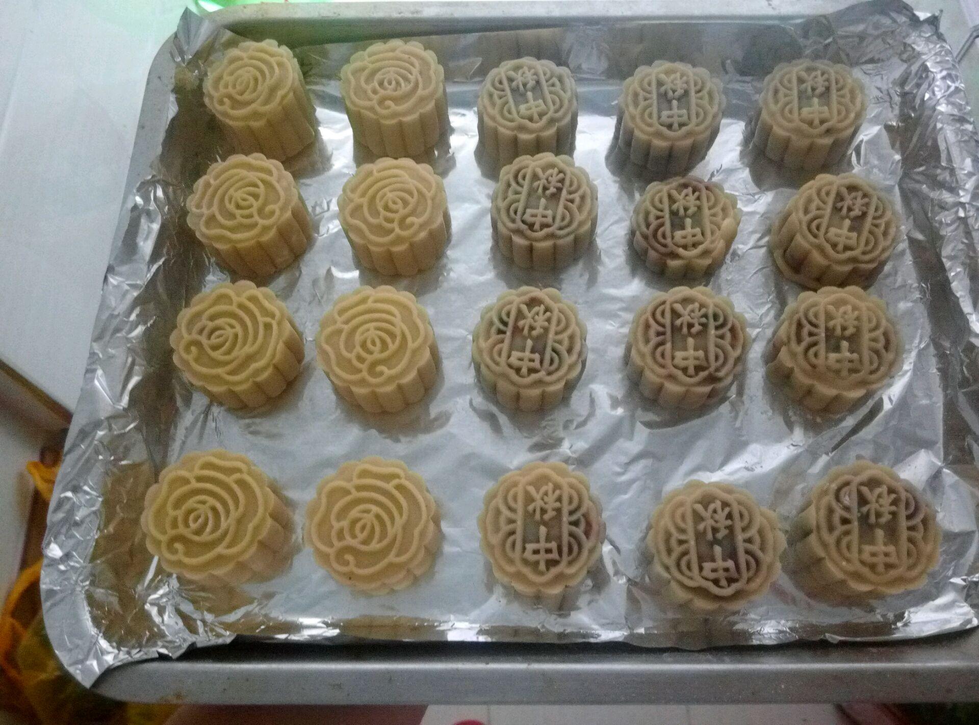月饼馅-绿豆的做法_【图解】月饼馅-绿豆怎么做如何做