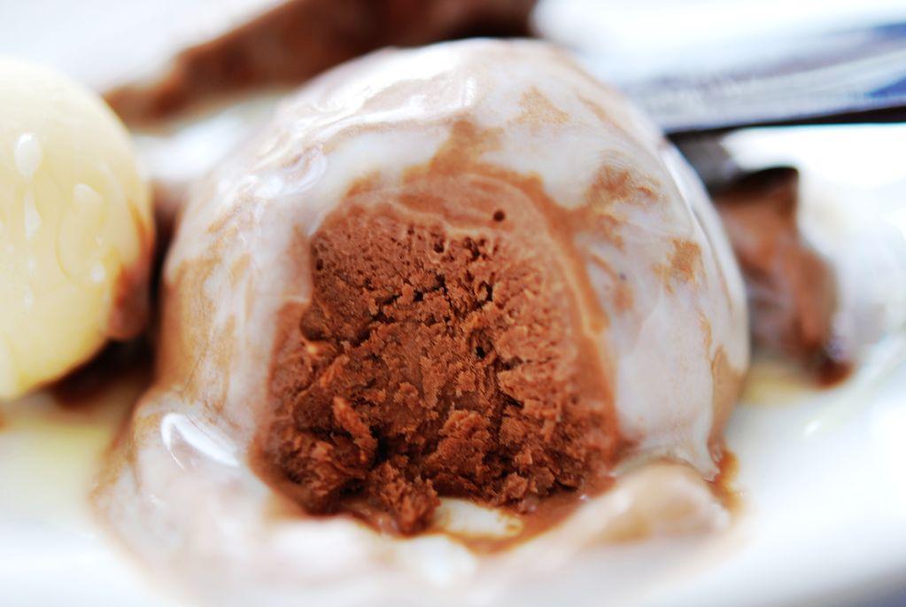 雀巢大桶冰淇淋球