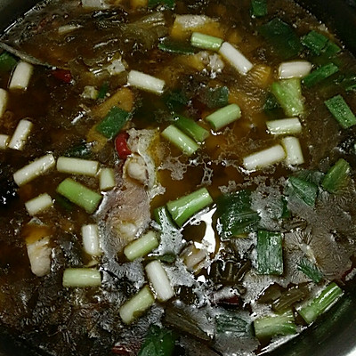 泡菜鱼的做法_【图解】泡菜鱼怎么做好吃_泡菜鱼_家常