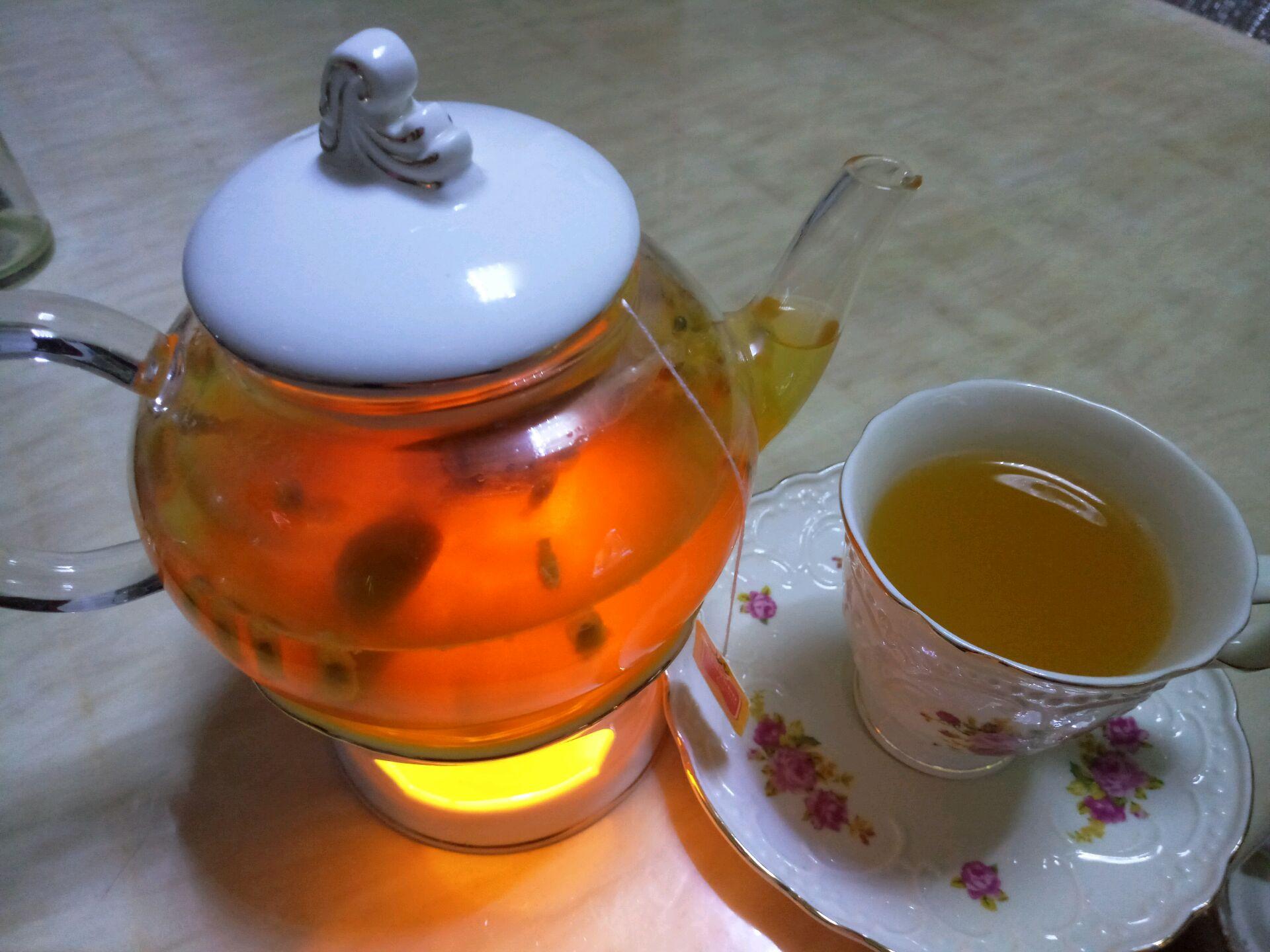 缤纷水果茶的做法步骤