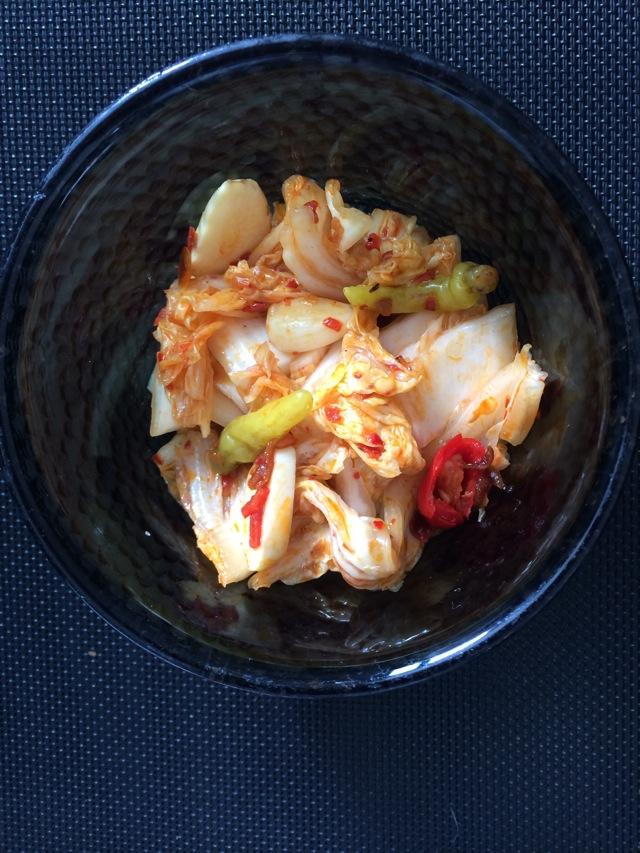 韩国泡菜的做法步骤