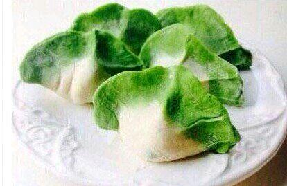 翡翠白菜饺子的做法_【图解】翡翠白菜饺子怎么做如何