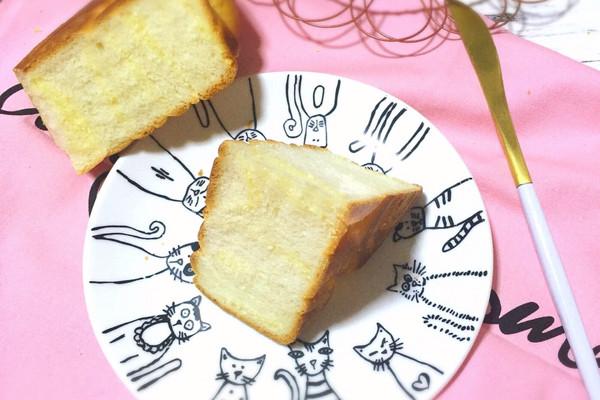 椰蓉小卷吐司的做法
