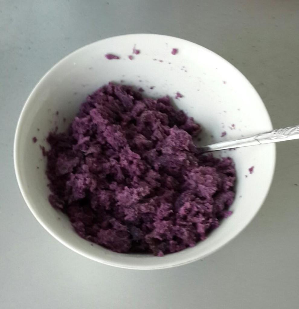 蜂蜜紫薯球的做法_【图解】蜂蜜紫薯球怎么做如何做