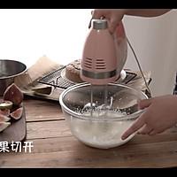 (视频菜谱)无花果 咖啡磅蛋糕的做法图解13
