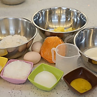 万圣节必选鹅蛋--孕妇椰香派的食谱_【图解】南瓜怎么吃做法去黄疸图片