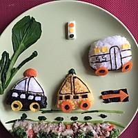 小汽车卡通餐 宝宝卡通餐的做法图解11
