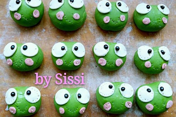 小青蛙面食的做法_【图解】小青蛙面食怎么做如何做
