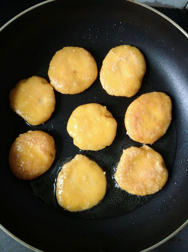 简单做土南瓜饼的做法步骤