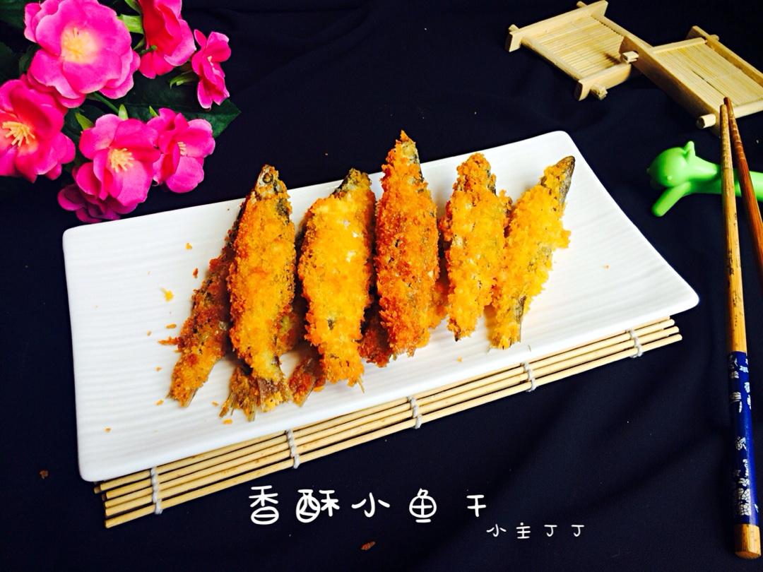 香酥小鱼干的做法步骤        本菜谱的做法由 小主丁丁 编写,未经