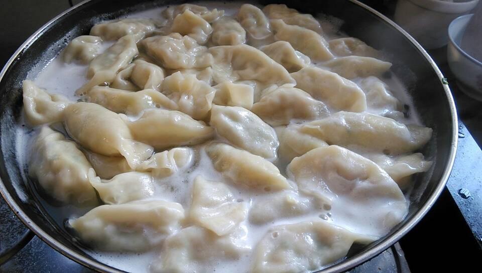 鲜肉饺子的做法步骤