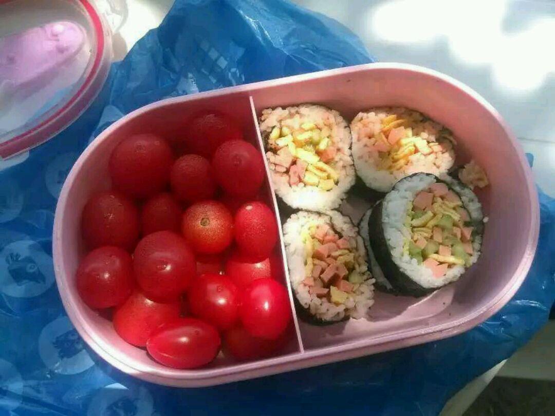 簡易壽司的做法_【圖解】簡易壽司怎麼做如何做好吃 ...