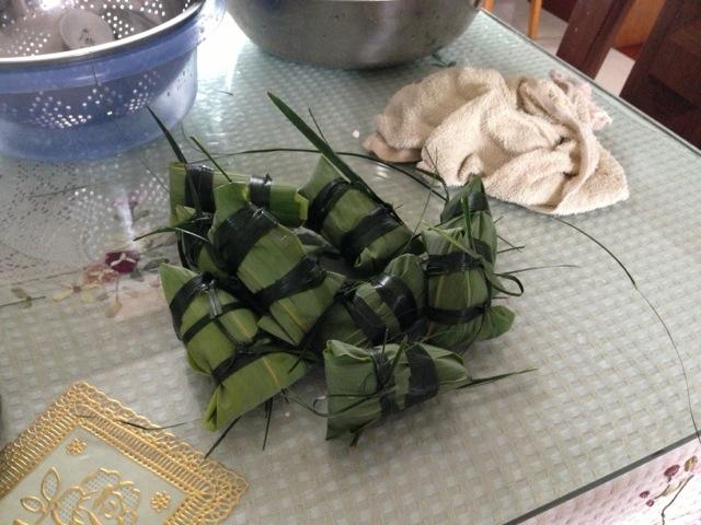 水晶粽子的做法图解5