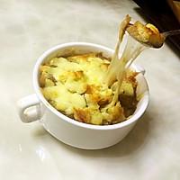 法式牛肉洋葱汤的做法图解15