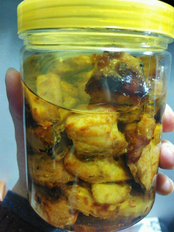 油浸咸鱼的做法_【图解】油浸咸鱼怎么做如何做好吃