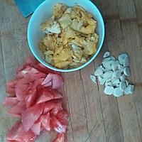 西红柿鸡蛋炒面的做法图解3