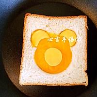 萌萌的小熊吐司片#百吉福芝士力量#的做法图解7