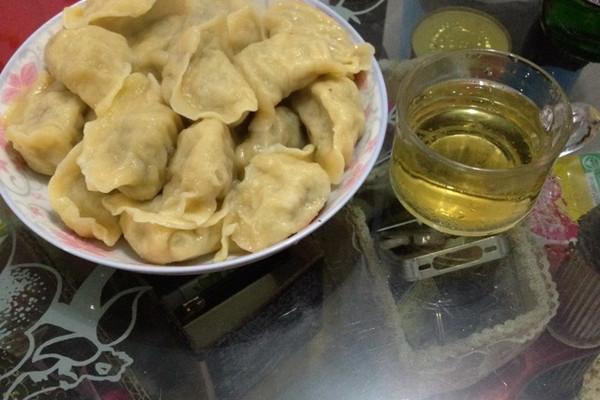 饺子馅的做法-白菜馅饺子