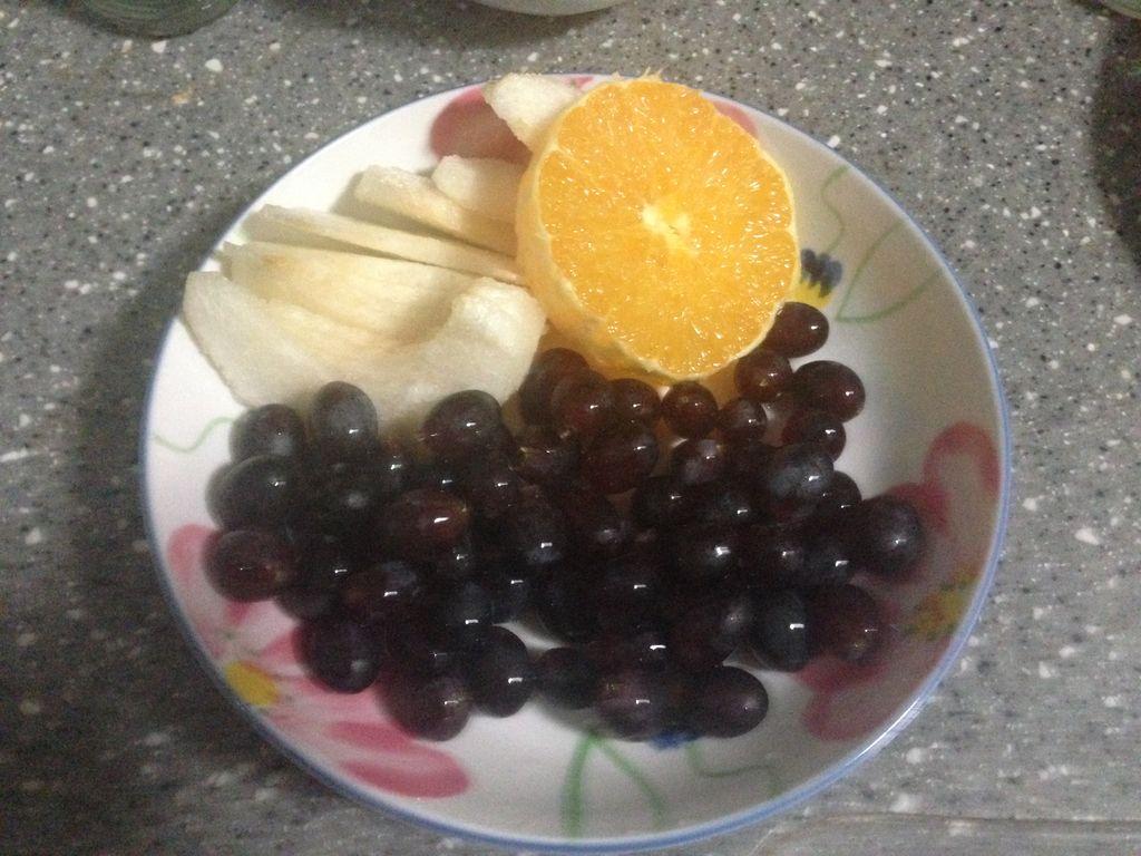 繁花---水果拼盘的做法_【图解】繁花---水果拼盘怎么图片