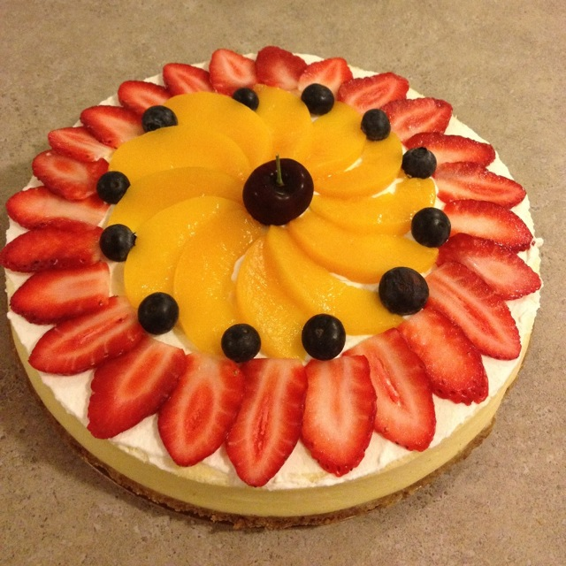芝士生日蛋糕的做法