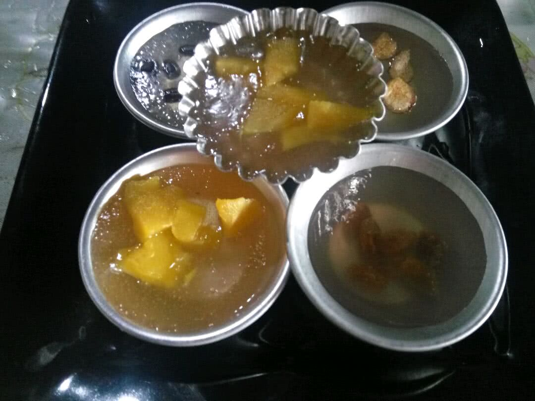 主料 木薯粉120g