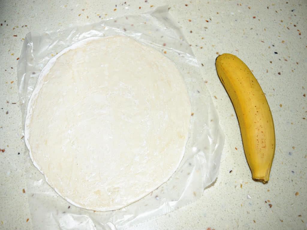 迷你香蕉酥的做法步骤