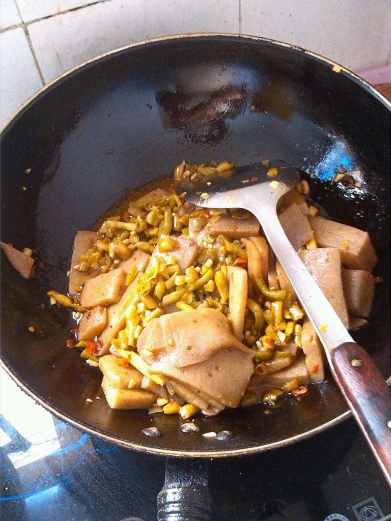 鸡汤魔芋豆腐
