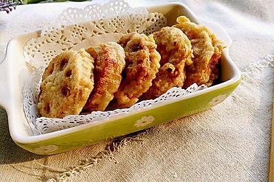 中秋团圆菜——香酥藕盒