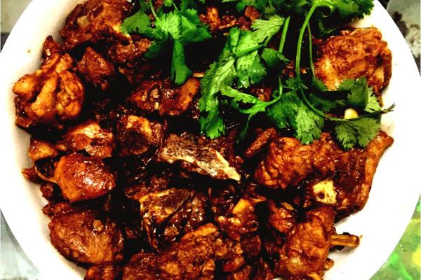 红烧排骨的做法_【做做】红烧排骨图解好吃猪腰和黄花菜一起吃好吗图片
