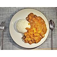 土豆牛肉咖喱饭的做法图解10