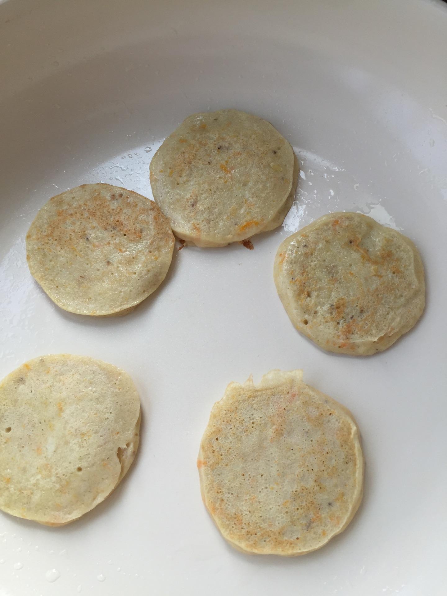 香蕉小饼的做法图解9